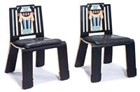 sheraton chairs (2) (model 664c) by robert venturi