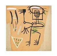 icon 6 by jean-michel basquiat