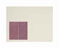 tetuan iii (from for meyer schapiro) by frank stella