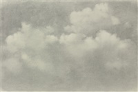 clouds no.2 by vija celmins