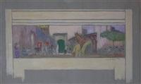 vue du maroc by carlos raymond