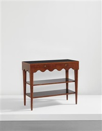ondulation console, from the scotch club, beirut by jean royère
