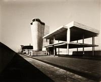 toit terrasse de la cité radieuse, marseille by louis sciarli