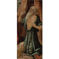 saint jerome by giovanni martino spanzotti
