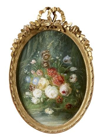 jeté de fleurs by simon saint jean