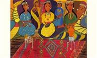 orchestre de femmes by saïd aït youssef