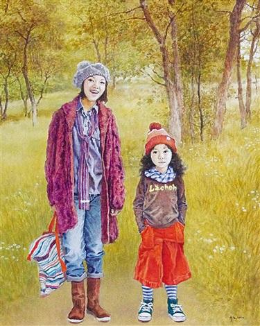 人物 by chen shaoli
