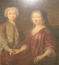jeune mère et son fils by pierre gobert