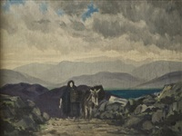 coming from market, glenbeigh by mabel young