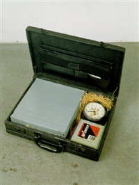attache case #1 (nice) by gregory green