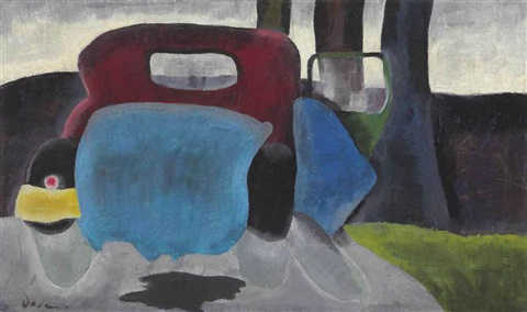 car by arthur dove