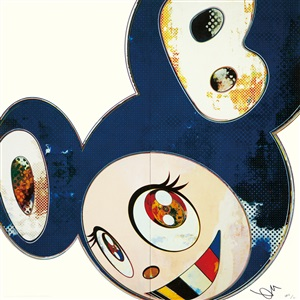 artwork by takashi murakami