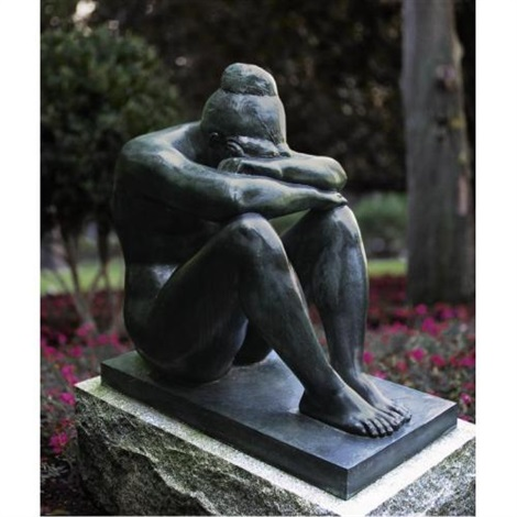 la nuit by aristide maillol