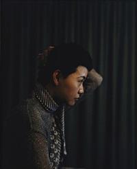 television portrait - yuko, tokyo by paul graham