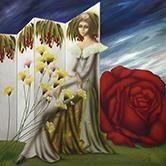la rose éperdue by philippe augé