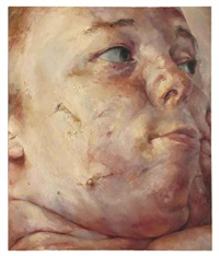 interfacing by jenny saville