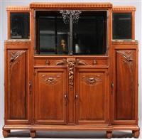 cabinet by louis majorelle