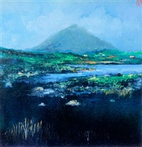 achill, co. mayo by david gordon hughes