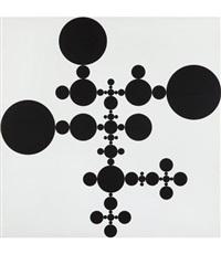 secuencia de tréboles (clover sequence) by gabriel orozco