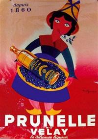 prunelle du velay (3 works) by paul igert