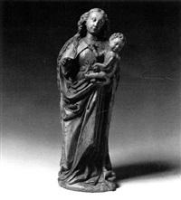 madonna and child by hans multscher