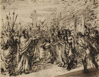 compositional study by james barry