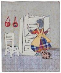 ohne titel (in der küche) by donald baechler