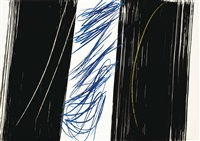 p1971-a33 by hans hartung