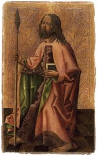 altartafel: der hl. matthäus (?) by austrian school-tyrolean (16)