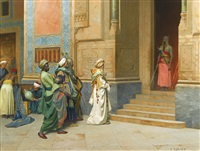the offering by ludwig deutsch