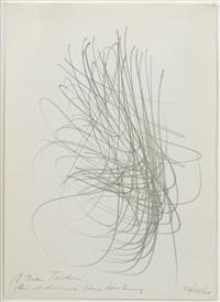 composition le musée de poche by hans hartung