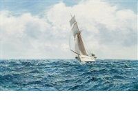 summer at sea by alexander young