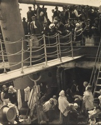 the steerage, from camera work, number 36 by alfred stieglitz