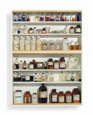 my way by damien hirst