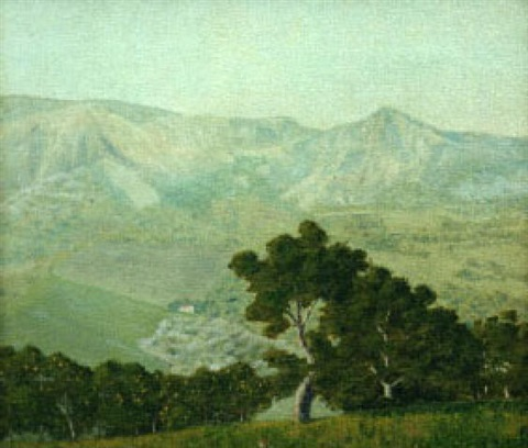 house in the mountains by george wharton edwards