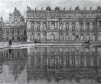 versailles by maurice lobre
