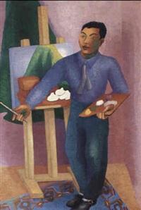 el pintor by agustín lazo