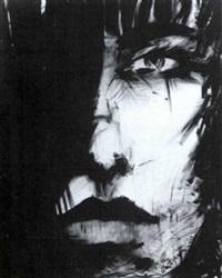 confrontation, 1991 by aris antoyan