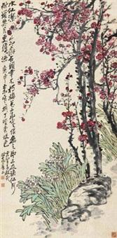 三友图 by zhao yunhe