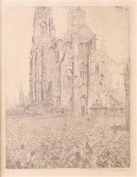 la cathédrale by james ensor