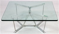 catenary coffee table by george nelson & associates