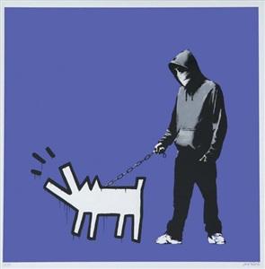 artwork by banksy