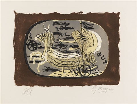 phaeton char i by georges braque