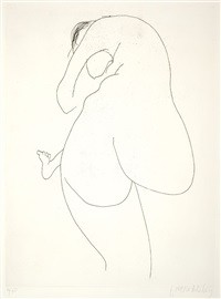 back view by brett whiteley