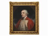 portrait of lord heathfield by joshua reynolds