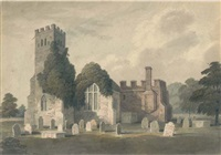 tottenham church by hubert cornish