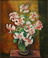 liliums by moïse kisling