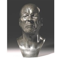 ill humored man by franz xaver messerschmidt