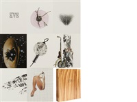 eve (set of 9) by wangechi mutu