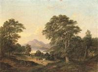 near loch lomond, dumbarton by jane nasmyth